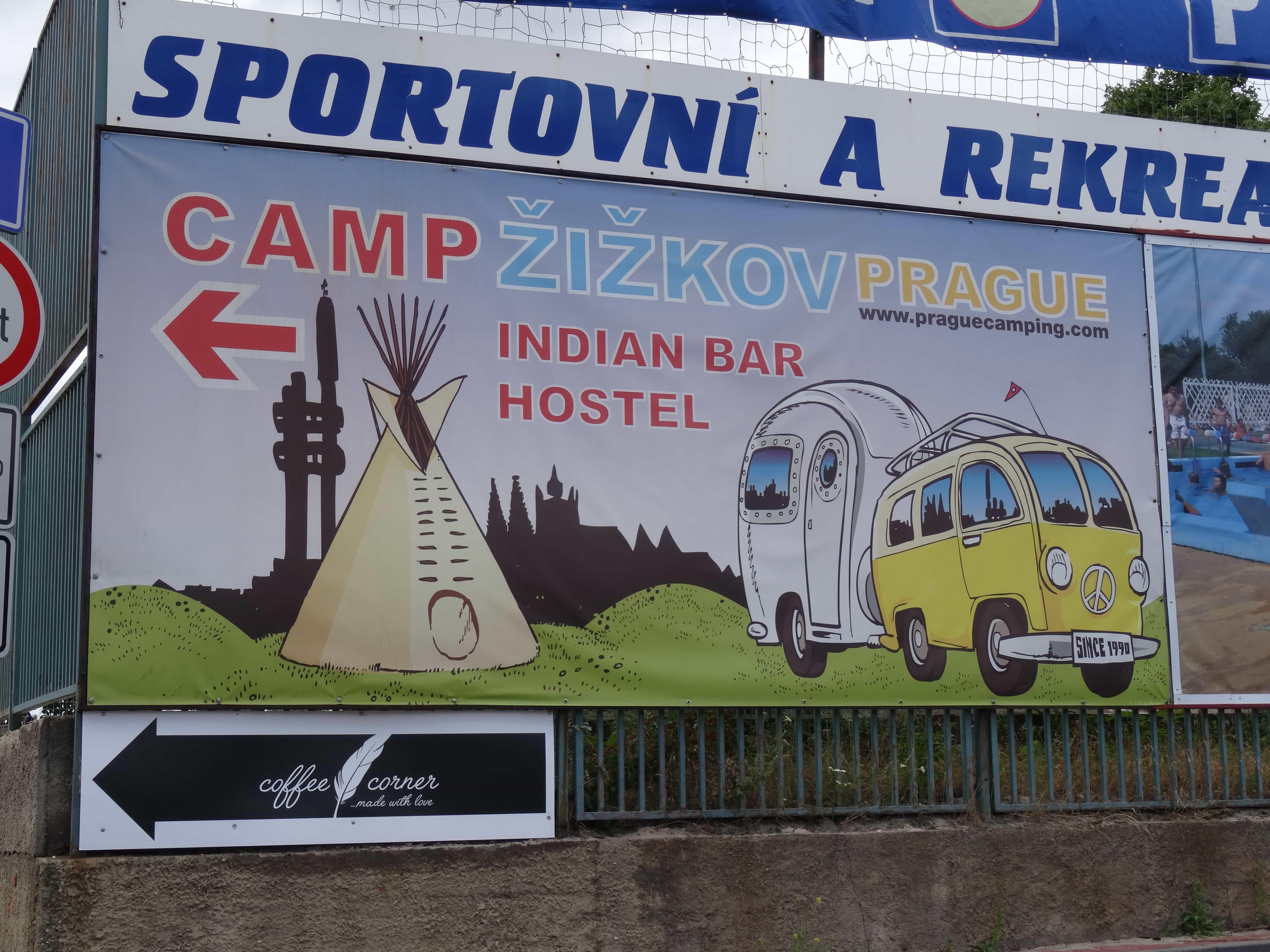 Camp Zizkov